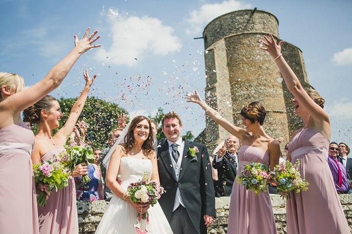 17 Rustic Chic Barn Wedding in Suffolk