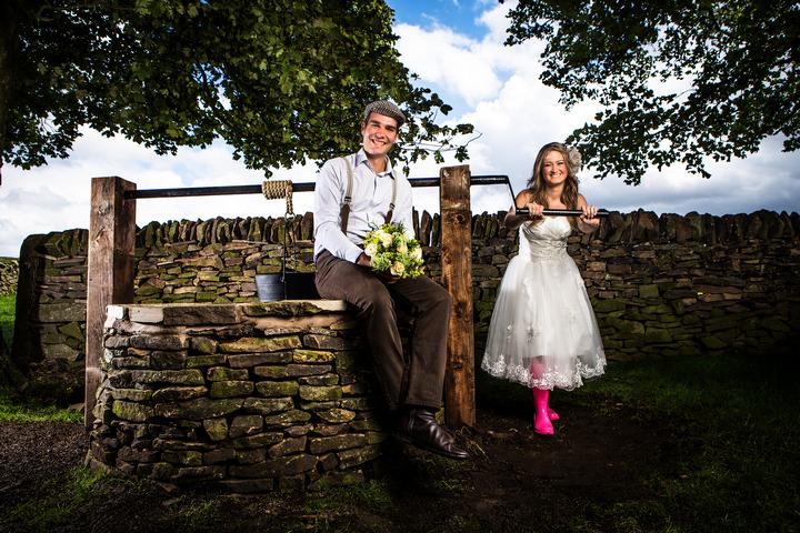 18 Peak District Farm Weddings