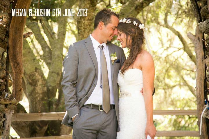 Boho Chic Backyard Wedding : Boho Style Outdoor Wedding in Sunny California