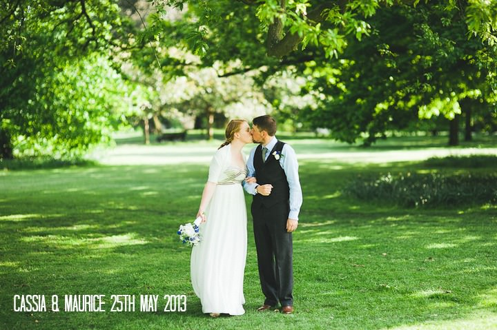 1a London Picnic Wedding By Kristian Leven
