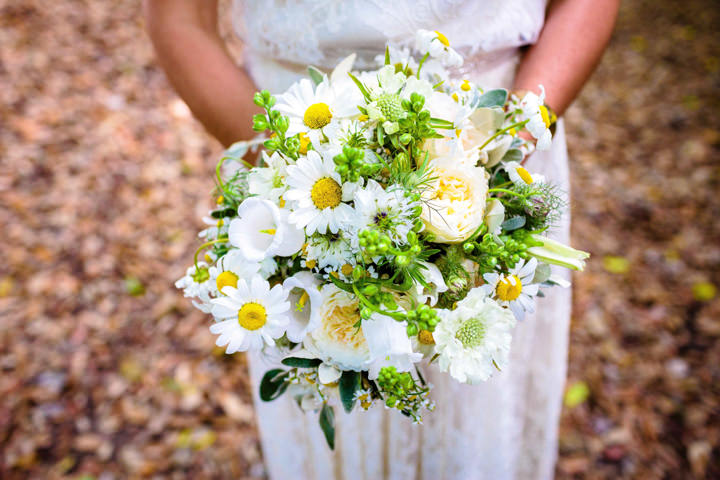 2 Lemon Yellow London Wedding