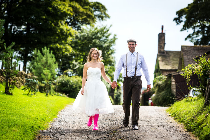 2 Peak District Farm Weddings