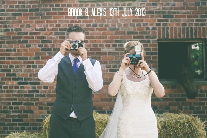 2 Relaxed, Rustic, Country Wedding By Emma Boileau