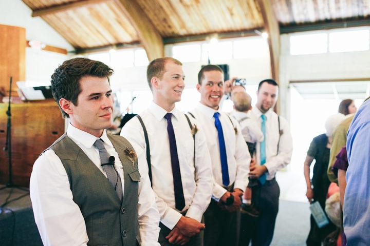 20 Colourful Laid Back Wedding all under $5,000