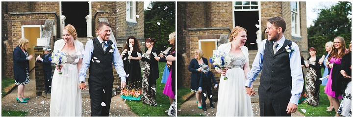 21 London Picnic Wedding By Kristian Leven