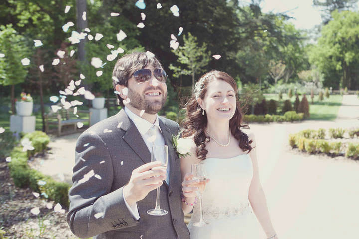 21 Travel Themed Relaxed Summer Wedding