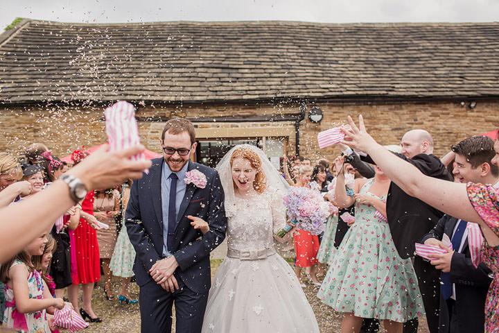 22 DIY Wedding at Northorpe Hall By Paul Joseph Photography