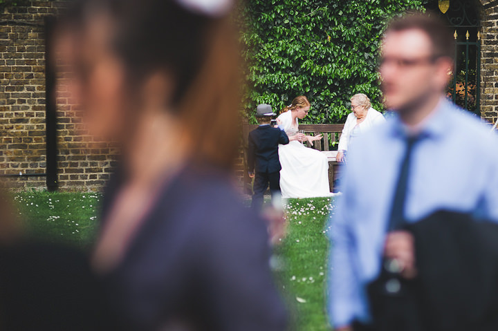 22 London Picnic Wedding By Kristian Leven