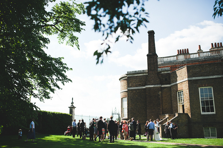23 London Picnic Wedding By Kristian Leven