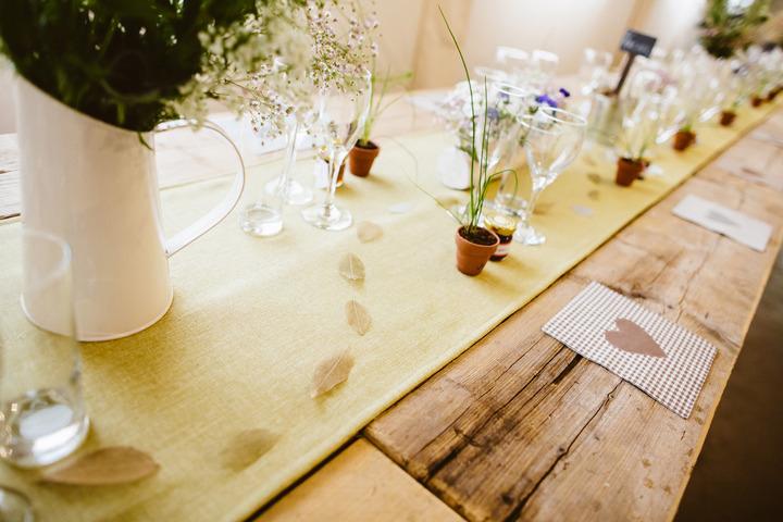 26 Handmade Wedding in The Woods Complete with Ferret Racing