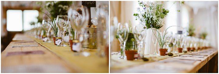 27 Handmade Wedding in The Woods Complete with Ferret Racing