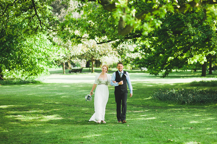 27 London Picnic Wedding By Kristian Leven