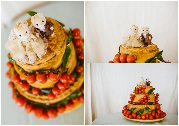 28 Handmade Wedding in The Woods Complete with Ferret Racing