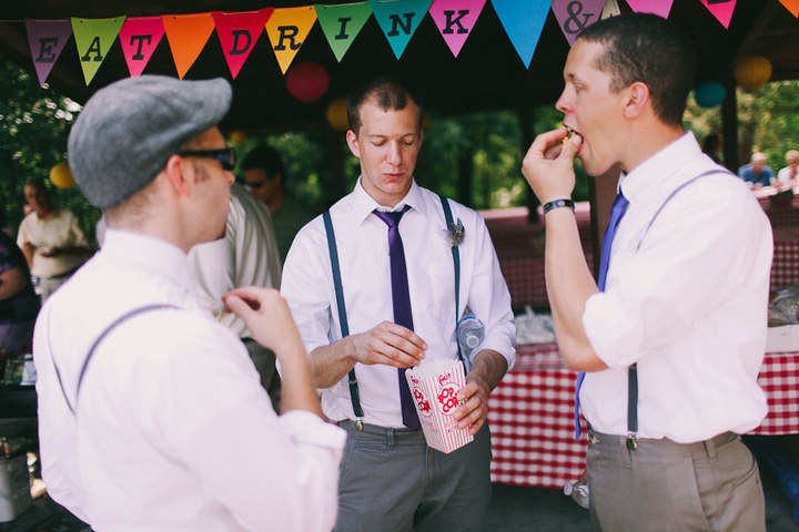 29 Colourful Laid Back Wedding all under $5,000