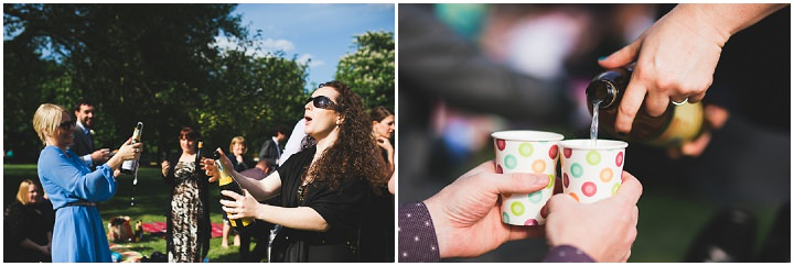 29 London Picnic Wedding By Kristian Leven