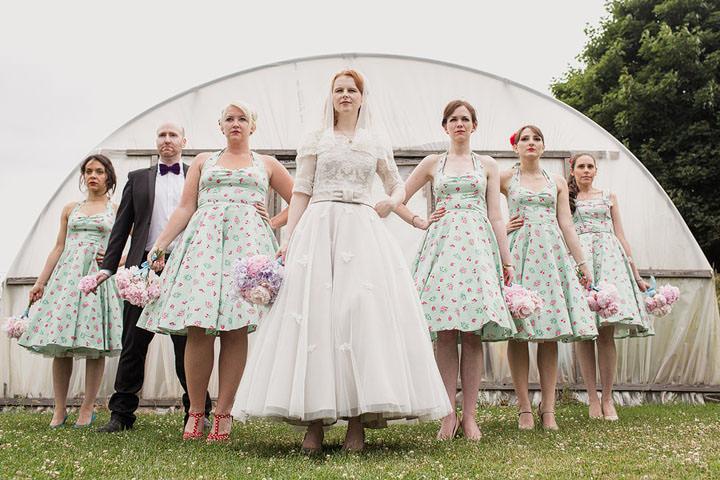 3 DIY Wedding at Northorpe Hall By Paul Joseph Photography