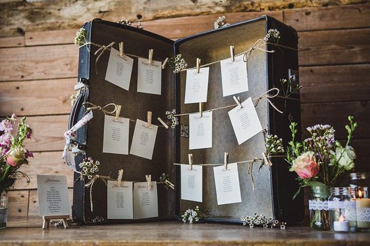3 Rustic Chic Barn Wedding in Suffolk
