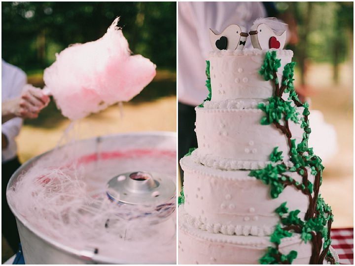 30 Colourful Laid Back Wedding all under $5,000