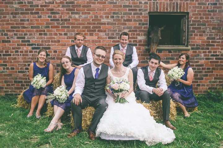 30 Relaxed, Rustic, Country Wedding By Emma Boileau
