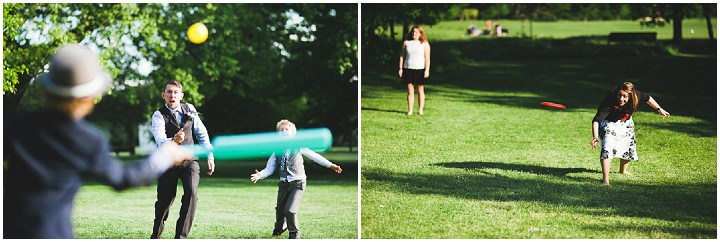 31 London Picnic Wedding By Kristian Leven