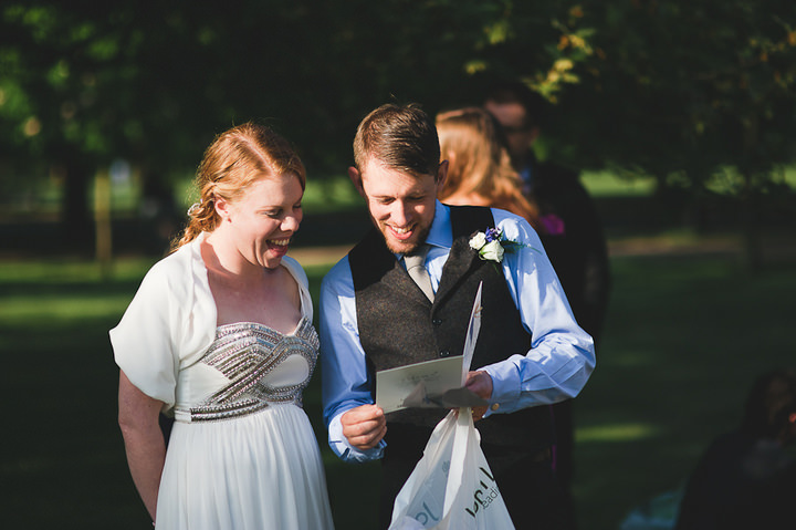 32 London Picnic Wedding By Kristian Leven