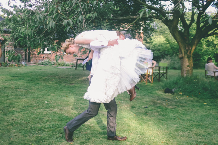 32 Relaxed, Rustic, Country Wedding By Emma Boileau