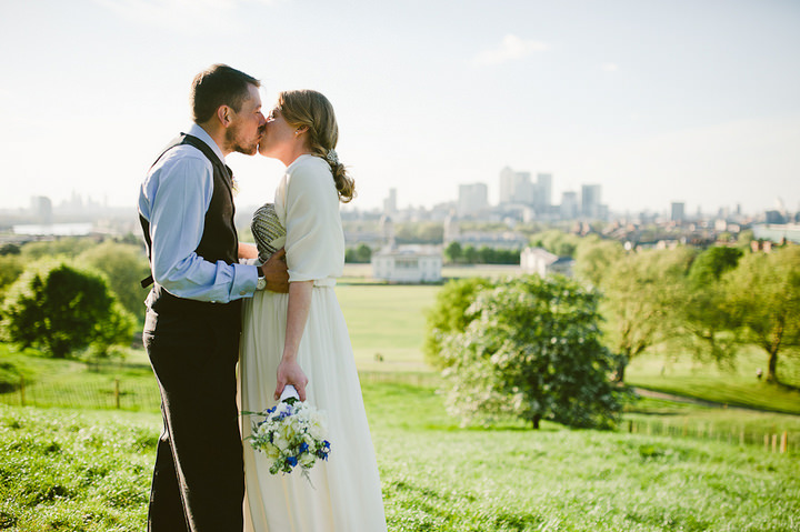 33 London Picnic Wedding By Kristian Leven