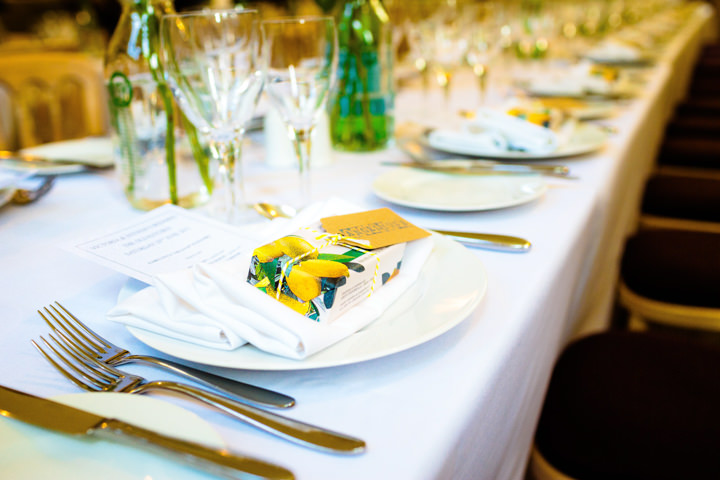 34 Lemon Yellow London Wedding