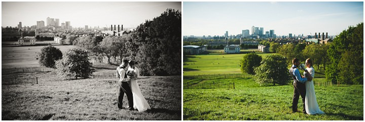 34 London Picnic Wedding By Kristian Leven