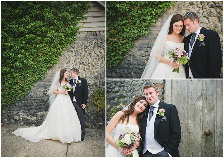 35 Rustic Chic Barn Wedding in Suffolk
