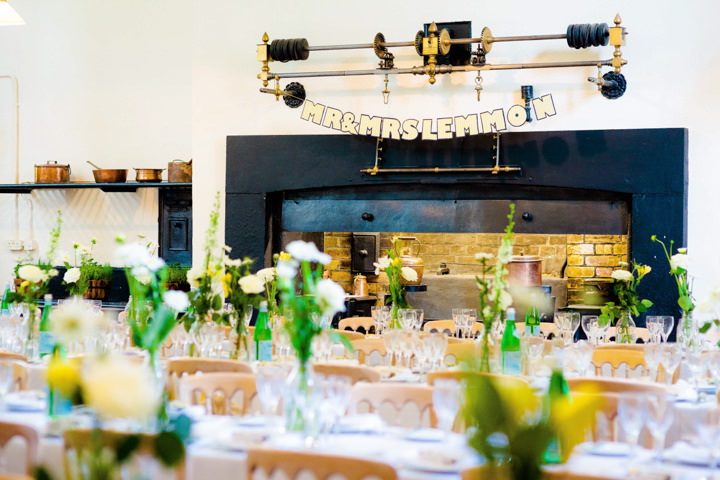 36 Lemon Yellow London Wedding