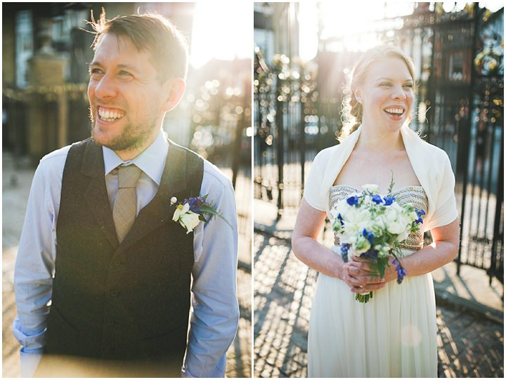36 London Picnic Wedding By Kristian Leven