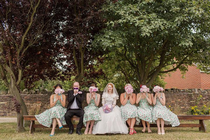 37 DIY Wedding at Northorpe Hall By Paul Joseph Photography