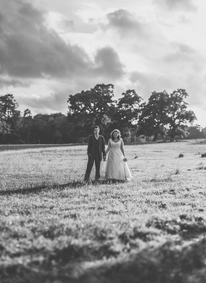 37 Handmade Wedding in The Woods Complete with Ferret Racing