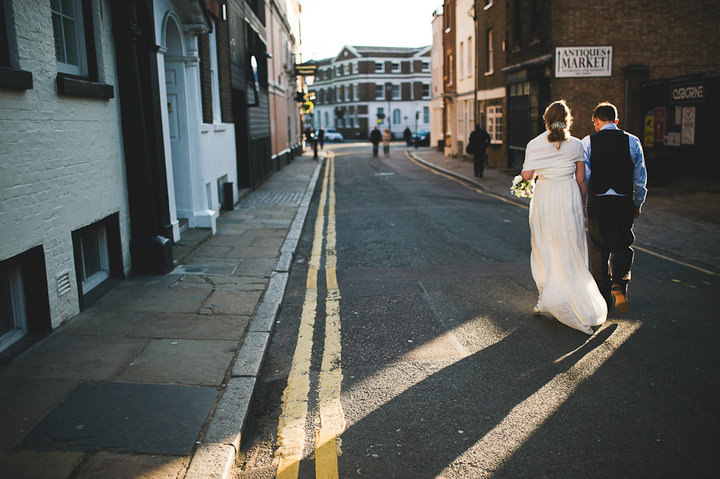 37 London Picnic Wedding By Kristian Leven