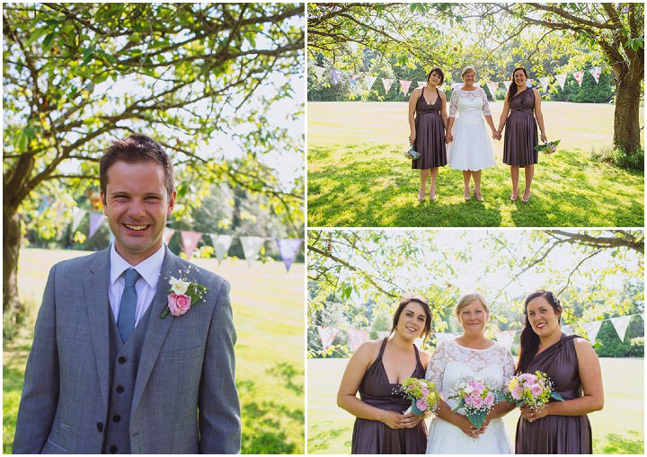 37 Summer Fete Wedding By Zoe Campbell