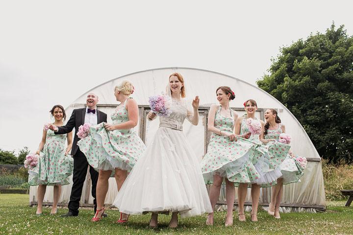 38 DIY Wedding at Northorpe Hall By Paul Joseph Photography