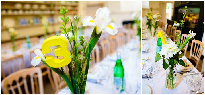 38 Lemon Yellow London Wedding
