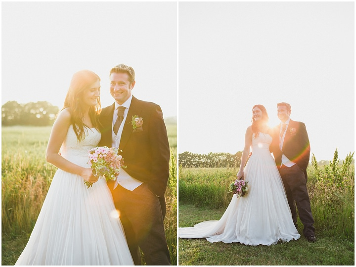 39 Rustic Chic Barn Wedding in Suffolk
