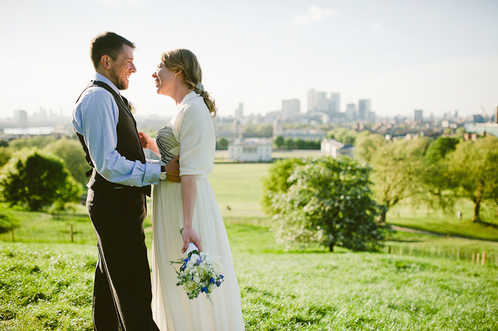 4 London Picnic Wedding By Kristian Leven