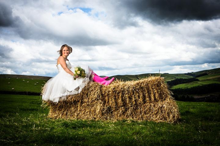 4 Peak District Farm Weddings