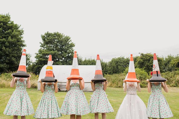 40 DIY Wedding at Northorpe Hall By Paul Joseph Photography