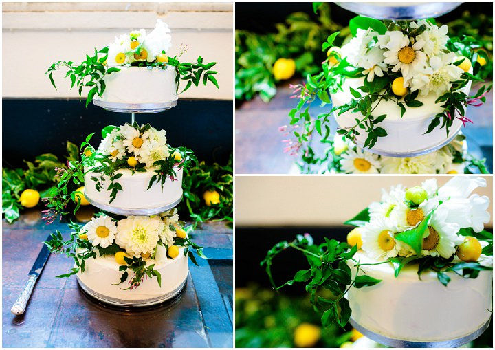40 Lemon Yellow London Wedding