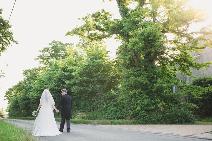 40 Rustic Chic Barn Wedding in Suffolk