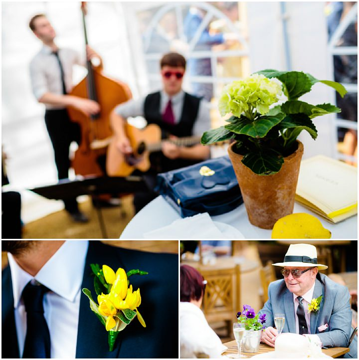 41 Lemon Yellow London Wedding