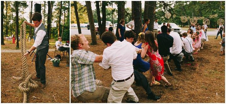 42 Colourful Laid Back Wedding all under $5,000