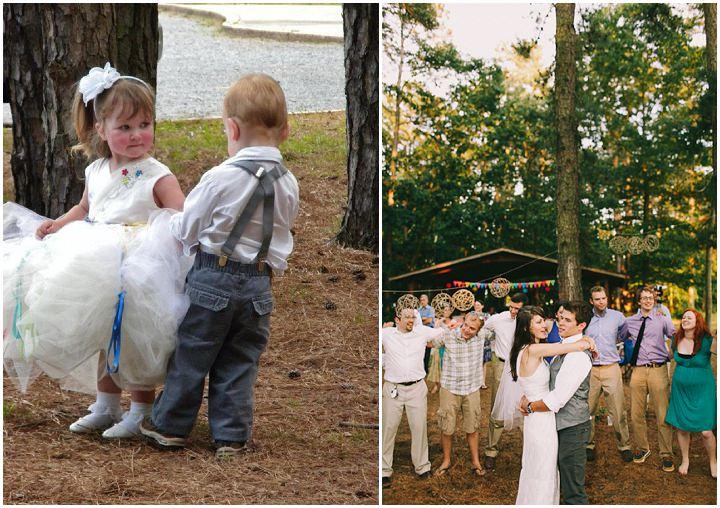 43 Colourful Laid Back Wedding all under $5,000