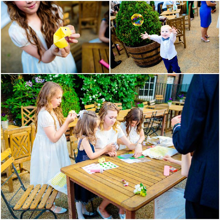 47 Lemon Yellow London Wedding