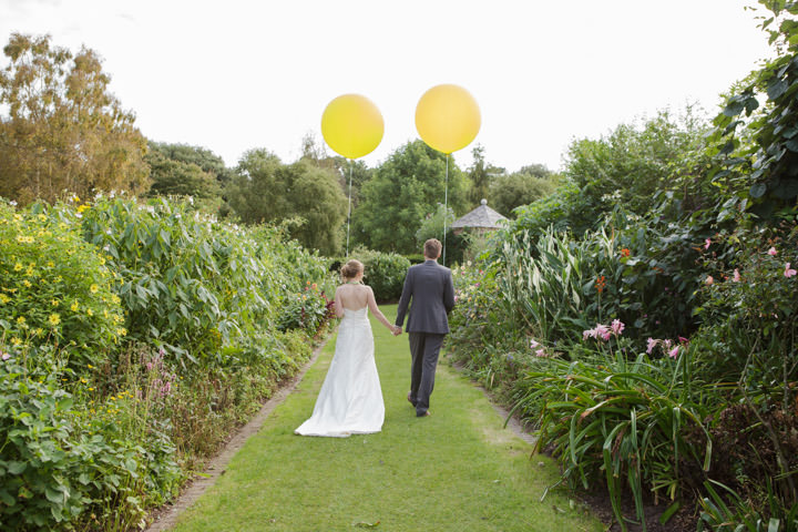 5 Colourful Fairtrade Wedding