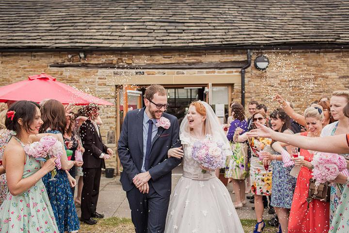 5 DIY Wedding at Northorpe Hall By Paul Joseph Photography
